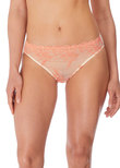 Embrace Lace Brief Dew / Coral Pink