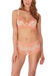 Embrace Lace Classic Underwire Bra Dew / Coral Pink