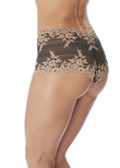 Embrace Lace Short Ebony / Shifting Sand