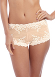 Embrace Lace Shorty Naturally Nude / Ivory