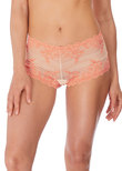 Embrace Lace Short Dew / Coral Pink
