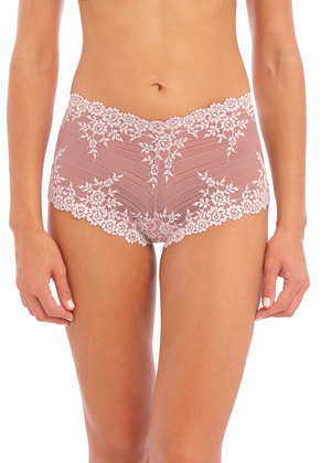 Embrace Lace  Woodrose / Mauve Chalk