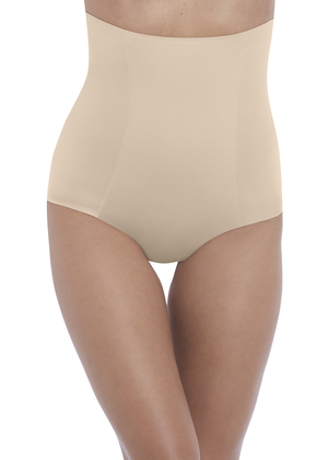 Beyond Naked Cotton Shapewear  Sand