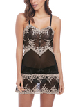 Embrace Lace  Black