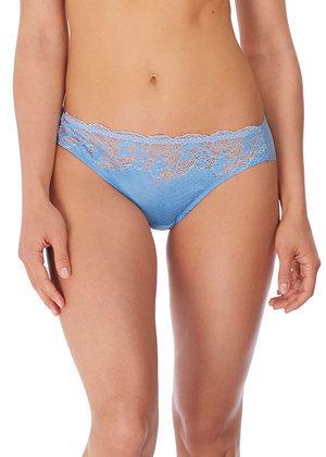 Lace Affair  Cashmere Blue