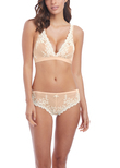 Embrace Lace Tanga Naturally Nude / Ivory