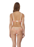 Embrace Lace Tanga Dew / Coral Pink
