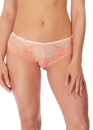 Embrace Lace  Dew / Coral Pink