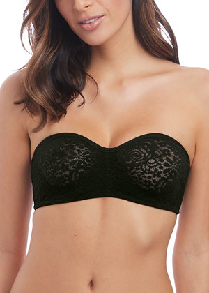 Halo Lace  Black
