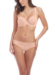 Lace To Love Classic Underwire Bra Rose Dust