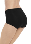 Beyond Naked Cotton Brief Black
