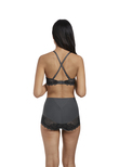 Lace Perfection Soutien-gorge Contour Charcoal