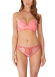 Lace Perfection Contour Bra Strawberry Ice