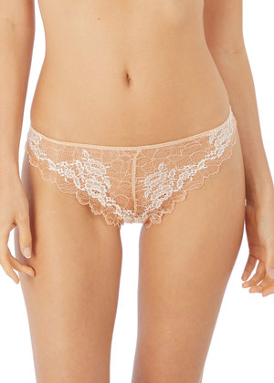 Lace Perfection  Cafe Creme