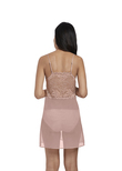 Lace Perfection Chemise Rose Mist