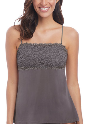 Lace Essentiel  Soft Grey