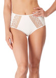 Lisse Brief White
